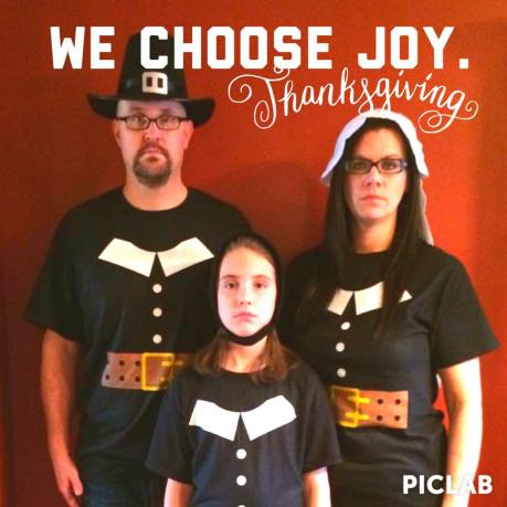 joy thanksgiving