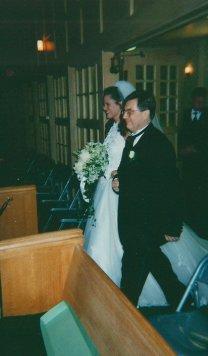 me dad wedding 2
