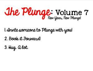 Plunge Week 7