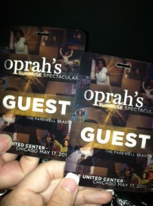 Oprah Guest