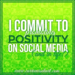 Promote Positivity
