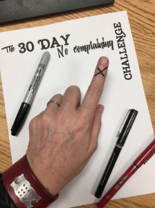 30 day no complain