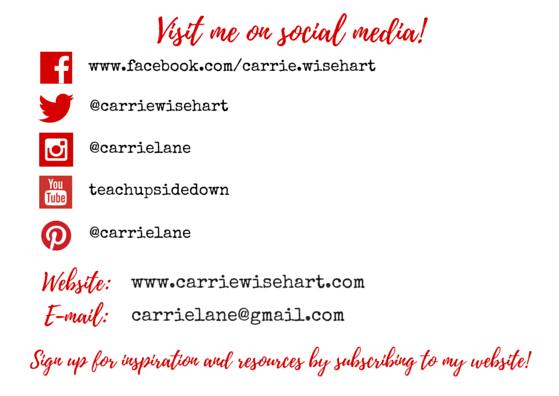 Social Media Postcard