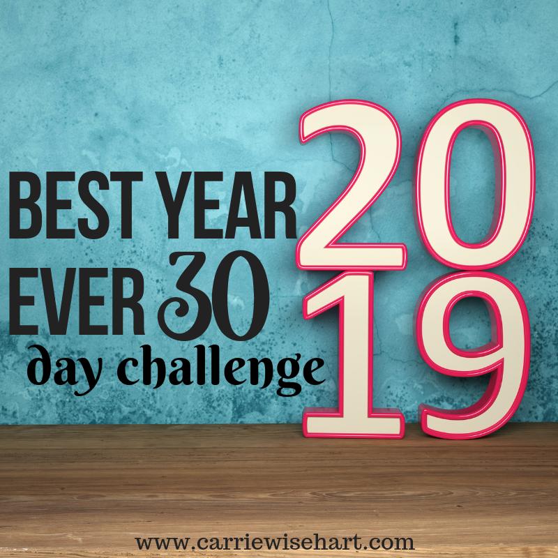 best.year.ever 30 Day Challenge